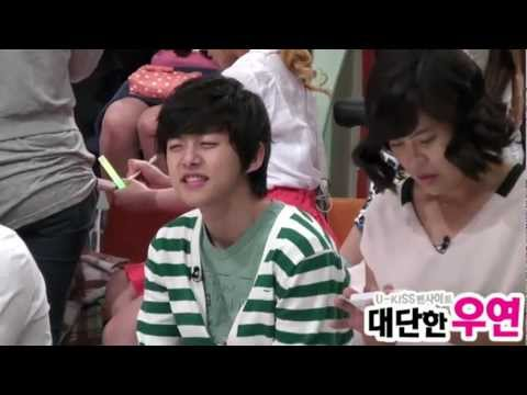 동호, Dongho (U-KISS) Moments
