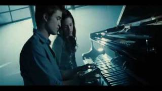 ACTUAL Twilight Piano Scene Bella's Lullaby By Carter