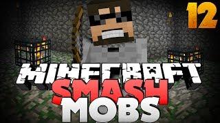Minecraft Super Smash Mobs 12 SKELETON