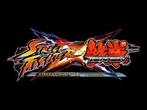 Street Fighter X Tekken - Online Matches