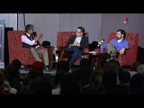 What is the Meaning of Life? Satyan Devadoss and Kevin Scharp discuss at Ohio State