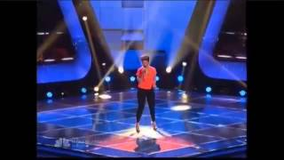 Tessanne Chin The Voice Season 5 Blind Auditions