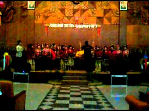 Kabumi - Alamat palsu/false address (Angklung version)