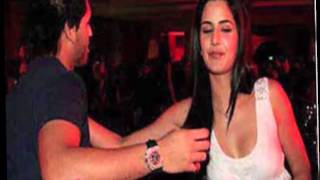 Katrina Kaif & Siddharth Mallya Seductive Video 2013