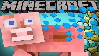 If a Pig took a Shower - Minecraft