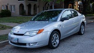 2004 Saturn Ion Coupe: The Best Car Ever Made