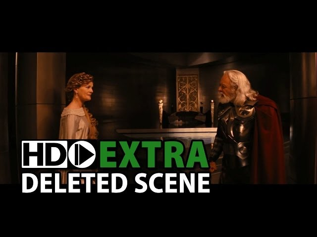 "Thor (2011) ""Odin & Frigga"" Deleted, Cutted & Alternative Scenes"