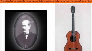 La guitarra - Breve historia