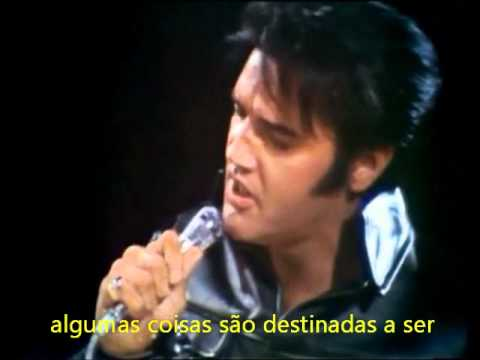 Elvis Presley - Can't Help Falling In Love (Legendado)