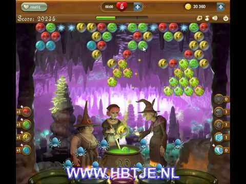Bubble Witch Saga level 46