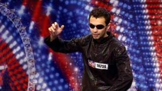 Razy Gogonea Britain's Got Talent 2011 Audition Itv