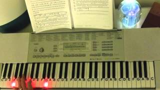 How To Play ~ Renesmee's Lullaby ~ Carter Burwell