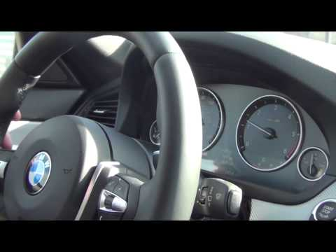 BMW 535d Test Drive for Ward's 10 Best Engines of 2014