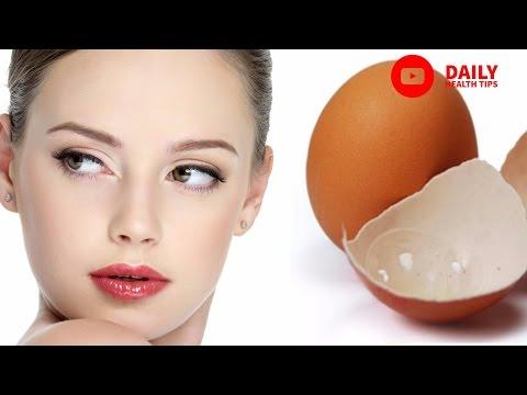 1 बार लगाएं चेहरे पर अंडों के छिलके का पेस्ट फिर देखिये चमत्कार | Magical Egg Peel Paste Face Pack