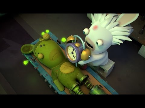Rabbids Invasion - Rabbidstein