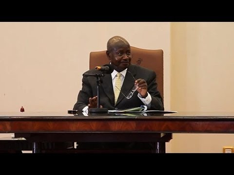 Ugandan president signs tough anti-gay bill