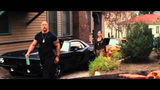 Fast & Furious 6 Hobbs & Roman