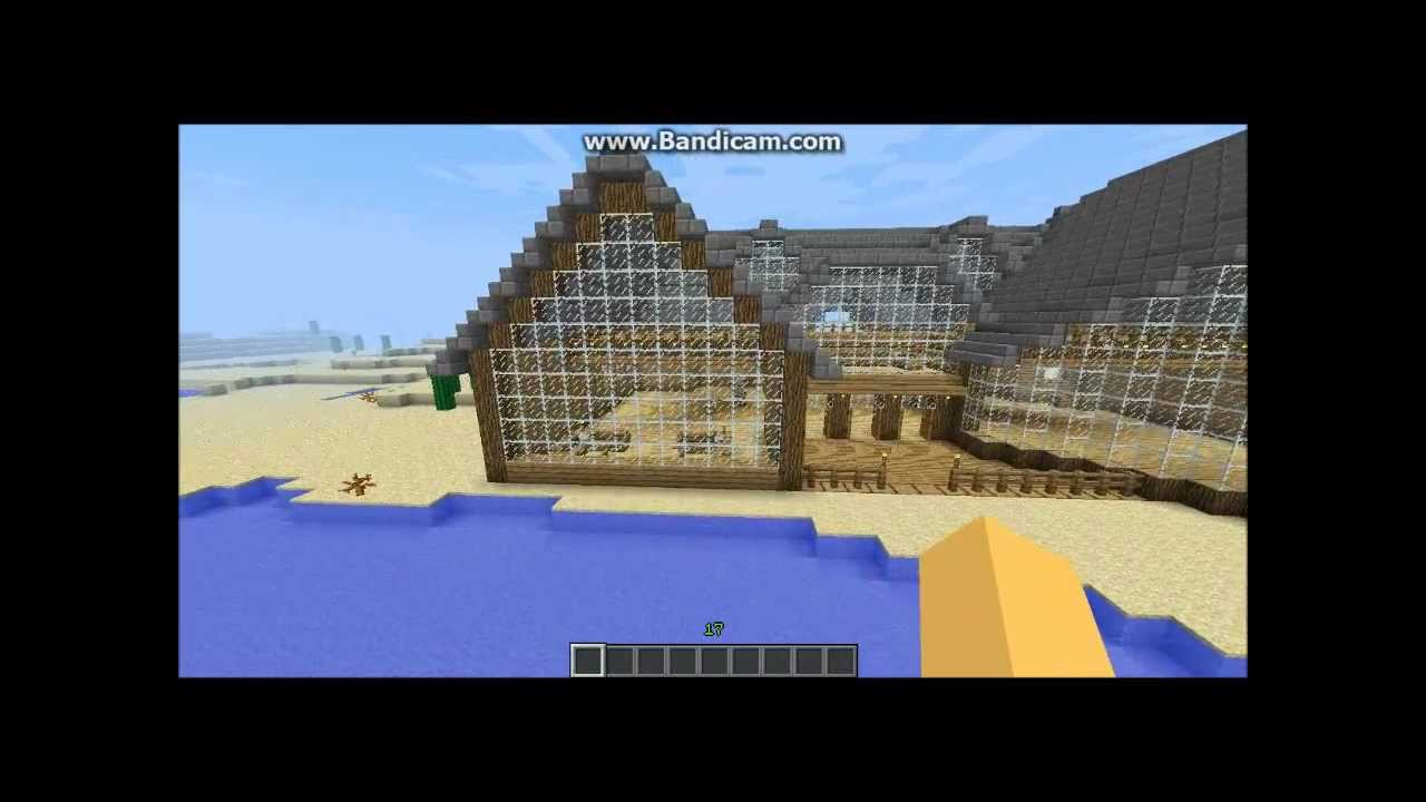 how to build the coolest minecraft house ever