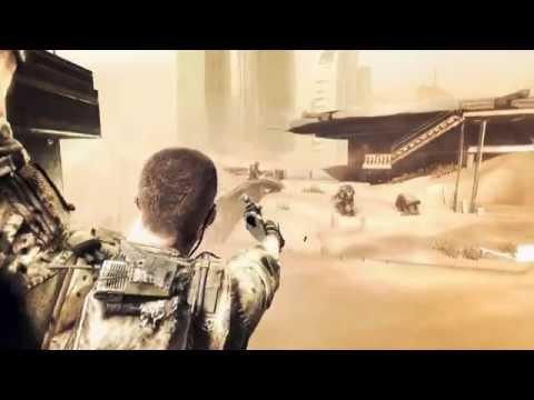 Дебютный трейлер Spec Ops: The Line