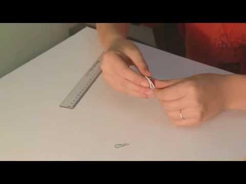 Đồ chơi trẻ em : Cách làm trực thăng giấy đơn giản