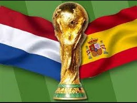 World Cup 2010 Netherlands - Spain Final Match Extra Time and Cup Ceremony Full