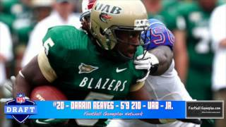 Football Gameplan's 2014 NFL Draft Prospect Rankings