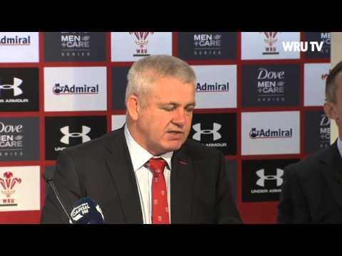 Wales v Tonga: Reaction