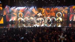"Pitbull & Kesha "" Timber "" Live At AMA 2013 American Music"