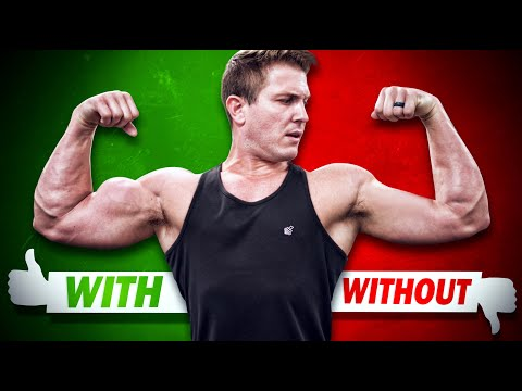 Increase Your Biceps Size & Strength NATURALLY in 7 Days!