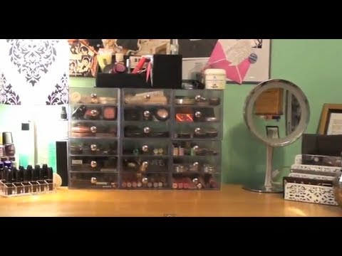 Makeup Collection & Storage -z6wNmNnGVUg