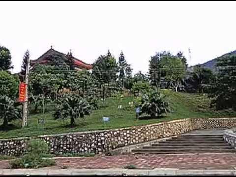 ATK Định Hoá, Nhà tưởng niệm CT Hồ Chí Minh đèo De TháiNguyên