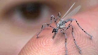 Air Force Bugbot Nano Drone Technology