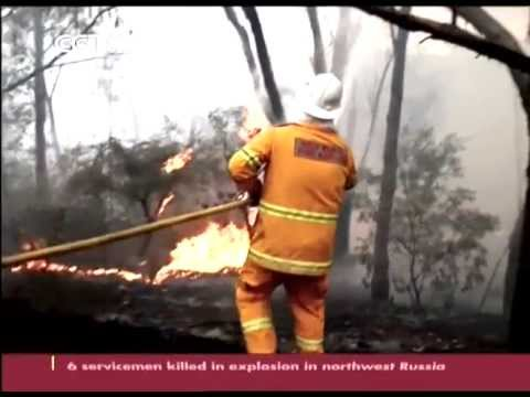 Australia wildfires:Sydney on high alert for