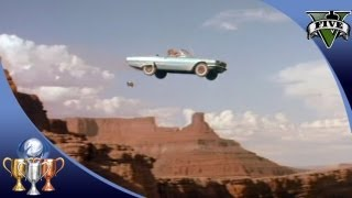 GTA 5 Thelma & Louise Ending Easter Egg (Grand Theft Auto