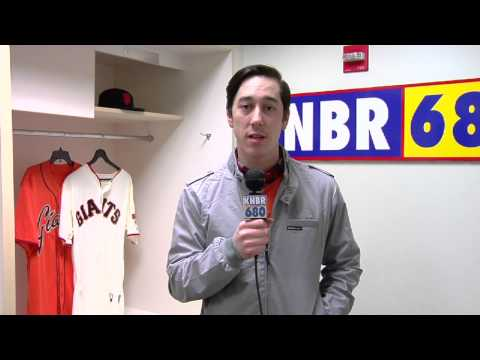 KNBR Giants FanFest 2014 - Tim Lincecum