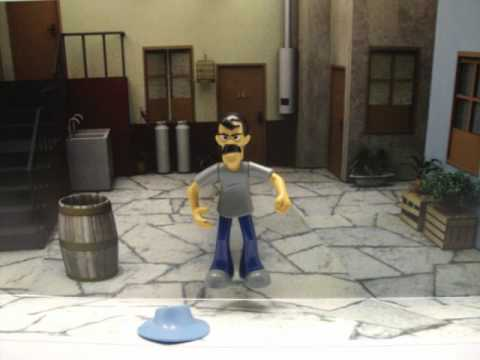Stop Motion Turma do Chaves