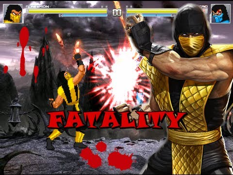 Fatalities - Mortal Kombat 2 Mugen