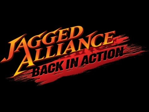 Jagged Alliance - Back in Action - Trailer [HD]