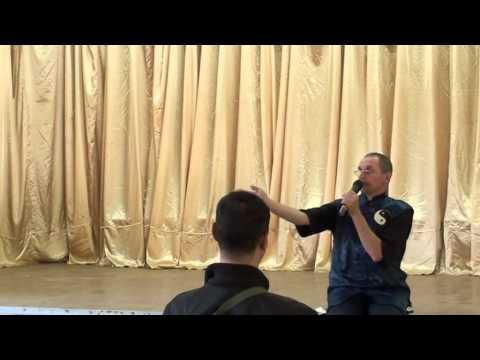 Галица Александр. Даосские практики запоминания информации (06.05.2015)