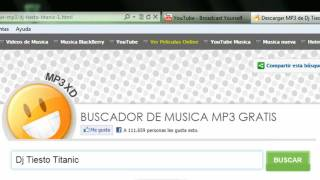 Descargar Música Mp3 Gratis En Internet.