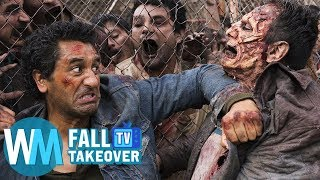 Top 10 Best Moments from Fear the Walking Dead