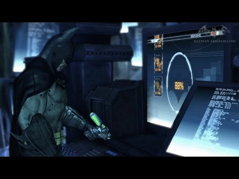Batman: Arkham Asylum Walkthrough - Chapter 46 - Back to the Batcave