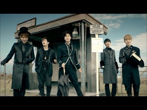 SHINee - 1000 Music Video