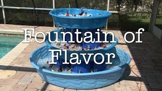 Fountain of Flavor Is The Coolest Ice Chest You Make Yourself