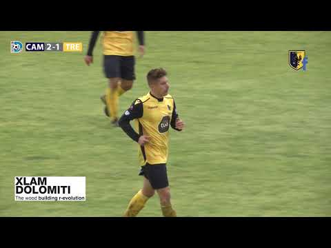 Copertina video Campodarsego - Trento 2-1