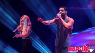 "Drake & Nicki Minaj Perform ""Make Me Proud"" Live In LA"