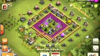 All comments on Clash of clans! Town hall 8 best farming defence