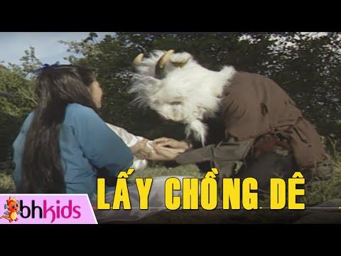 Phim Truyện Cổ Tích Việt Nam - Lấy Chồng Dê [HD 1080p]