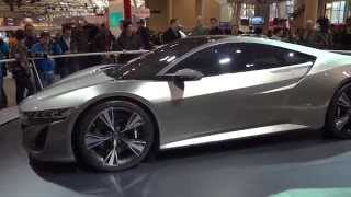 2013 Acura NSX Brand New 1 of 20 videos