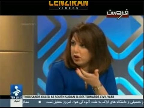 VOA ,BBC and Manoto TV video footage used by Iranian TV to claim that Hijab is used voluntarily